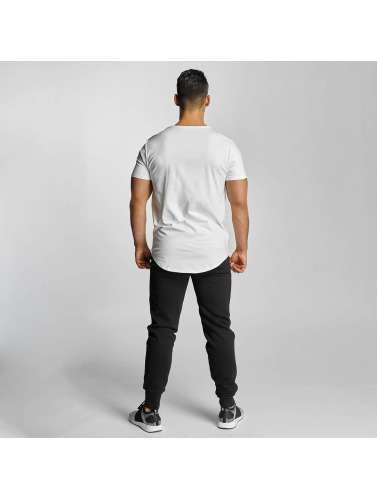 Devilsfruit Hombres Camiseta Dumeng in blanco