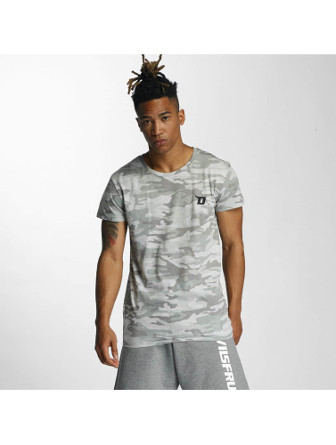 Devilsfruit Herren T-Shirt Mobb in camouflage