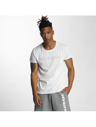 Devilsfruit Herren T-Shirt Bea in weiß