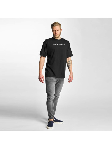 Diamond Herren T-Shirt Essentials in schwarz