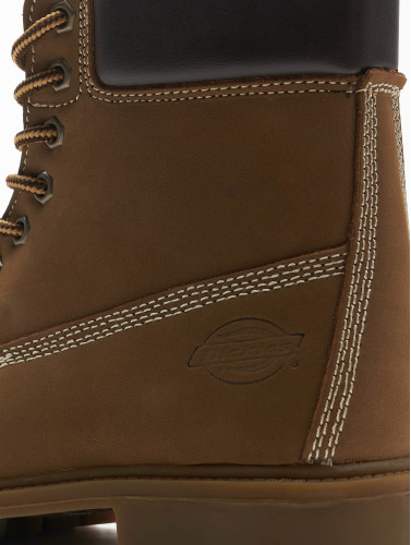 Dickies Herren Boots Fort Worth in braun