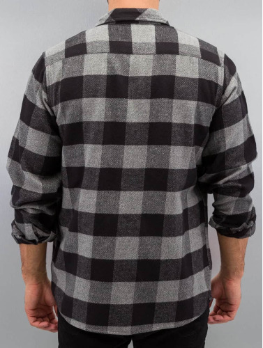 Dickies Hombres Camisa Sacramento in gris