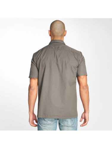 Dickies Hombres Camisa Talpa in gris
