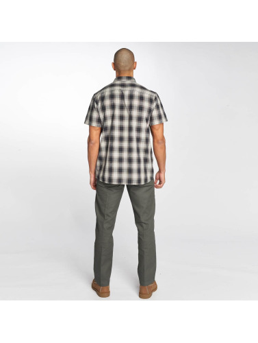 Dickies Hombres Camisa Bryson in gris