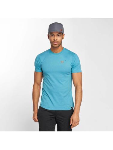 Dickies Hombres Camiseta Stockdale in azul