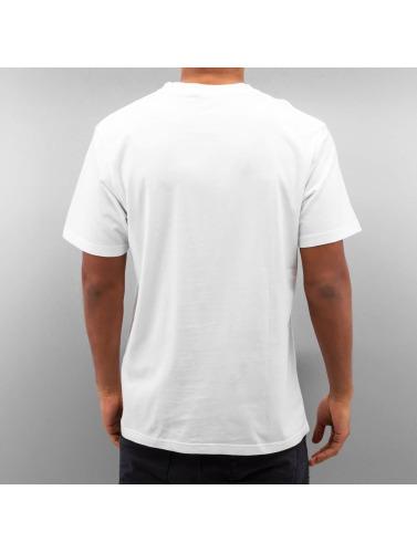 Dickies Hombres Camiseta Finley in blanco