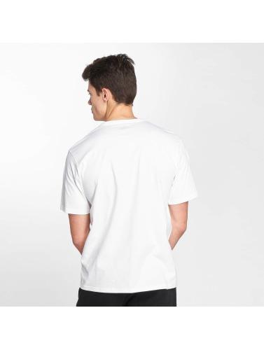 Dickies Hombres Camiseta Hondo in blanco