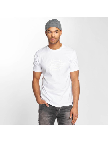 Dickies Hombres Camiseta HS One Colour in blanco