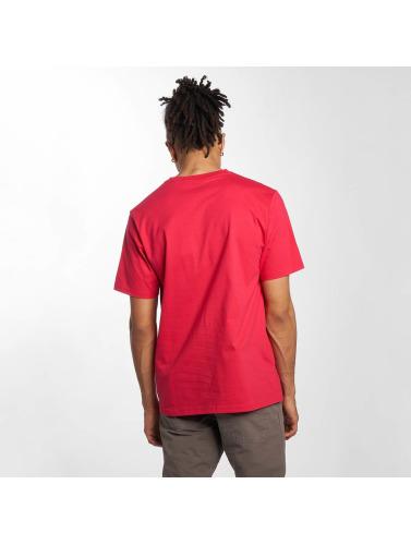 Dickies Hombres Camiseta Stockdale in fucsia