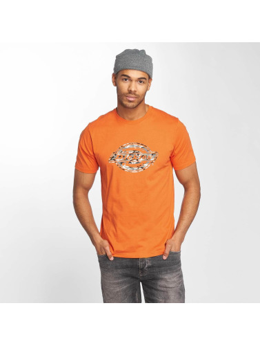Dickies Hombres Camiseta HS One Color in naranja