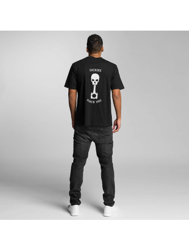 Dickies Hombres Camiseta Turrell in negro