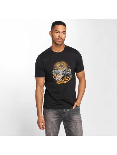 Dickies Hombres Camiseta Dodson in negro