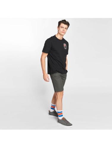 Dickies Hombres Camiseta Ore City in negro