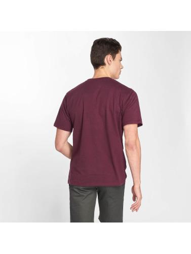 Dickies Hombres Camiseta Horseshoe in rojo