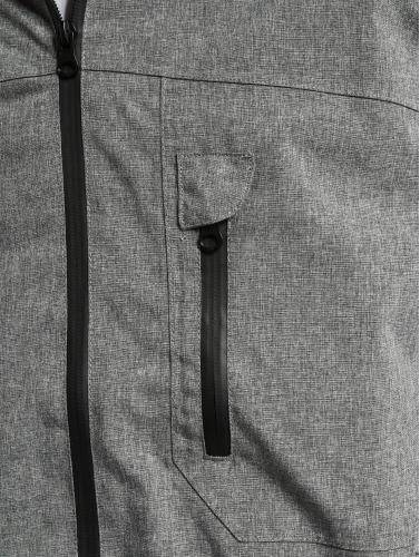 Dickies Hombres Chaqueta de entretiempo Bostwick in gris