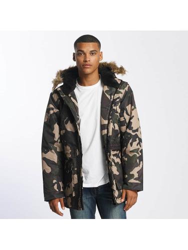 Dickies Hombres Chaqueta de invierno Curtis in camuflaje