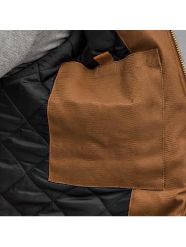 Dickies Hombres Chaqueta de invierno Jefferson in marrón