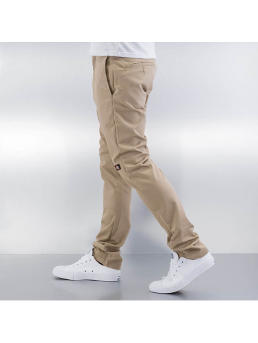Dickies Herren Chino Skinny Fit Double Knee in beige