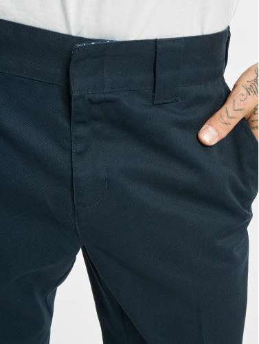 Dickies Herren Chino Slim Fit Work in blau