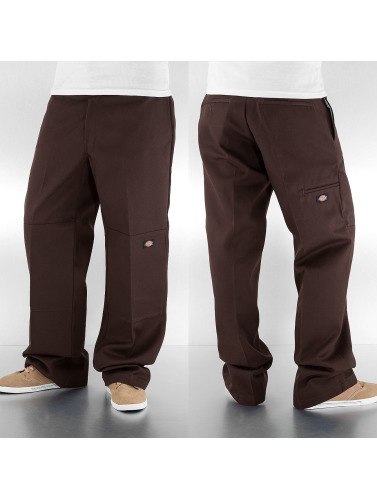 Dickies Herren Chino Double Knee Work in braun