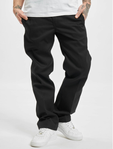 Dickies Herren Chino Slim Straight Work in schwarz