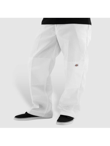 Dickies Herren Chino Double Knee Work in weiß