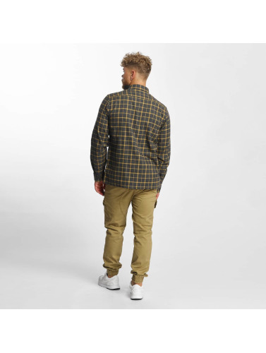 Dickies Herren Hemd West View in grau