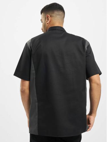 Dickies Herren Hemd 2-Tone Work in schwarz