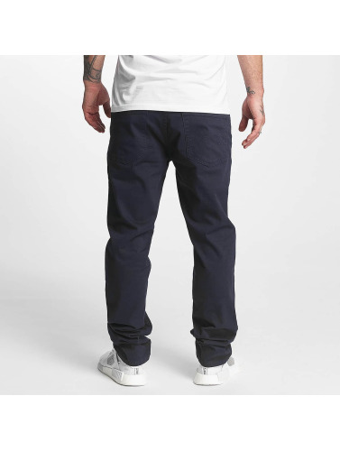 Dickies Hombres Jeans ajustado Mens Flex Tapered in azul