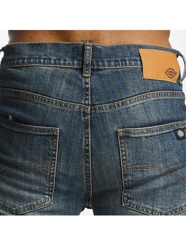 ajustado in azul Dickies Jeans Island Hombres Rhode wqnf6zEf