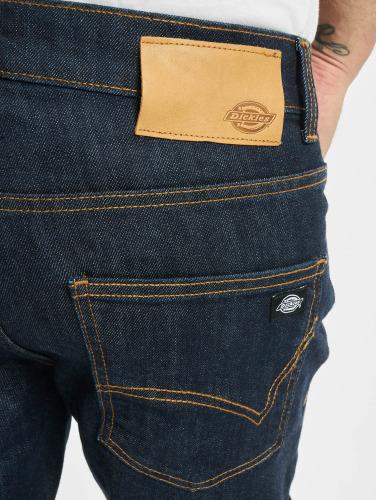 Dickies Hombres Jeans ajustado Rhode Island in azul