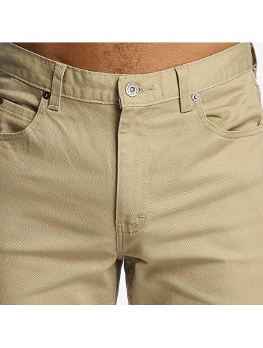 Dickies Hombres Jeans ajustado Slim in beis