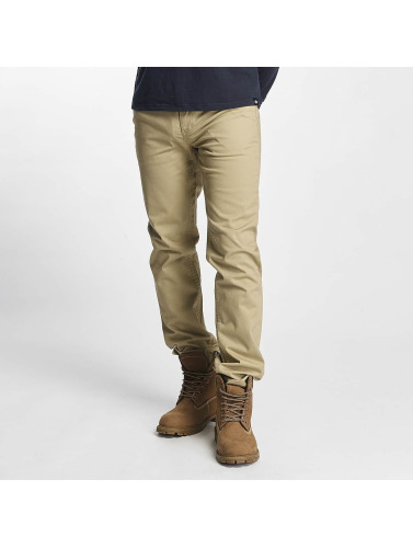 Dickies Hombres Jeans ajustado Flex Tapered in beis
