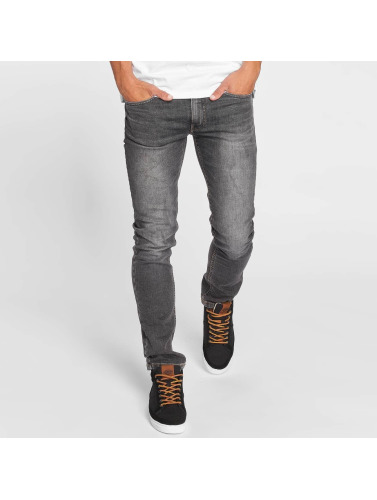 Dickies Hombres Jeans ajustado Rhode Island in gris