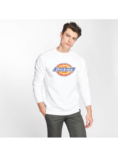 Dickies Hombres Jersey Harrison in blanco