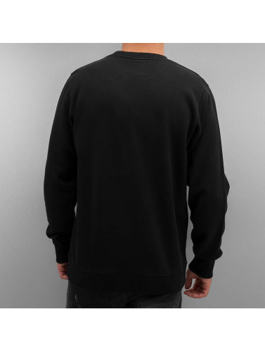 Dickies Hombres Jersey New Hampshire in negro