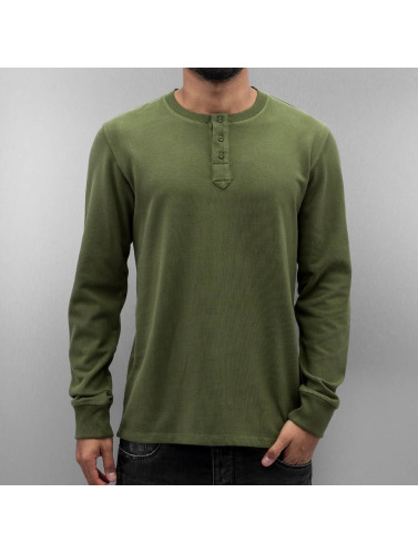 Hombres oliva Jersey Lewisville Dickies in OSBq0