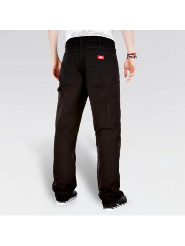 Dickies Herren Loose Fit Jeans Relaxed in schwarz