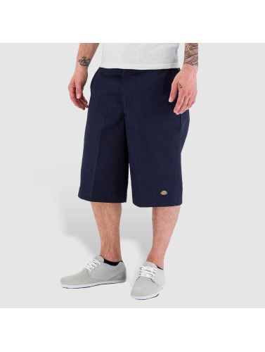 Dickies Herren Shorts Multi-Use Pocket Work in blau
