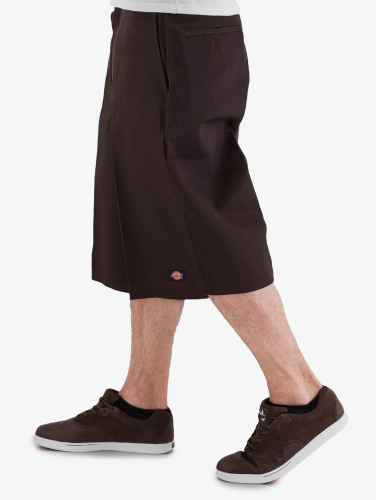 Dickies Herren Shorts 13 Multi-Use Pocket Work in braun