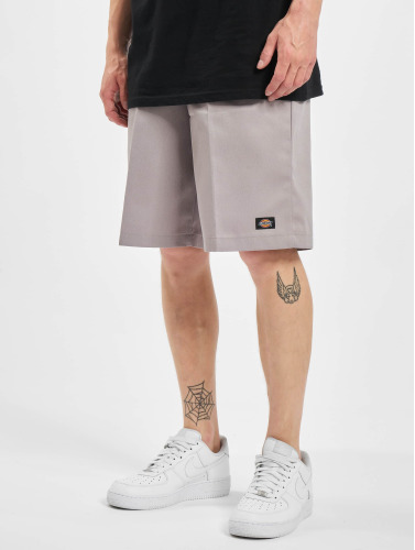 Dickies Herren Shorts 13 Multi-Use Pocket Work in grau