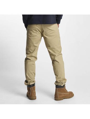 Dickies Herren Slim Fit Jeans Flex Tapered in beige