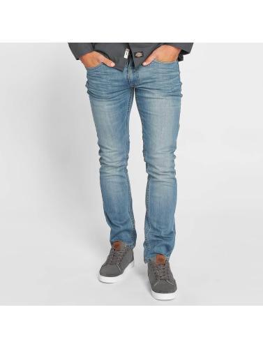 Dickies Herren Slim Fit Jeans Rhode Island in blau