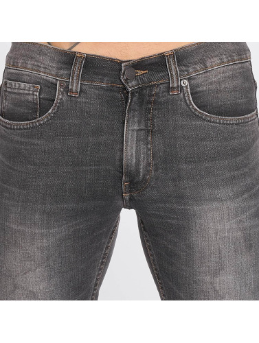 Dickies Herren Slim Fit Jeans Rhode Island in grau
