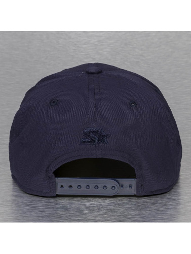 Dickies Snapback Cap Minnesota in blau