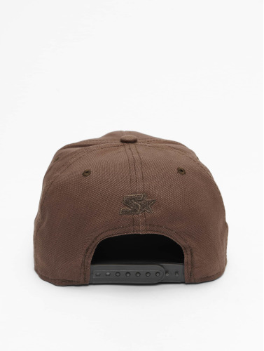 Dickies Snapback Cap Minnesota in braun