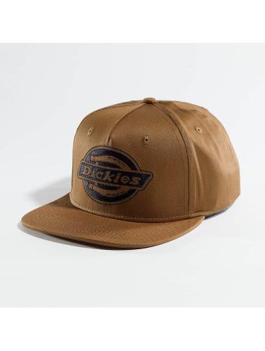 Dickies Snapback Cap Oakland in braun
