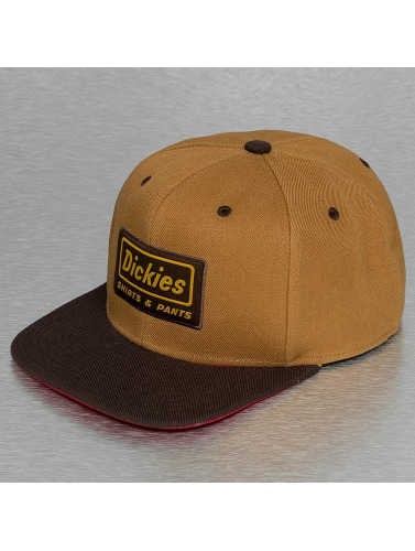 Dickies Snapback Cap Jamestown in braun