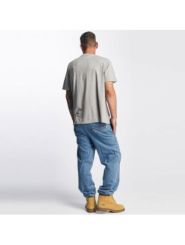 Dickies Herren Straight Fit Jeans Denim Work in blau