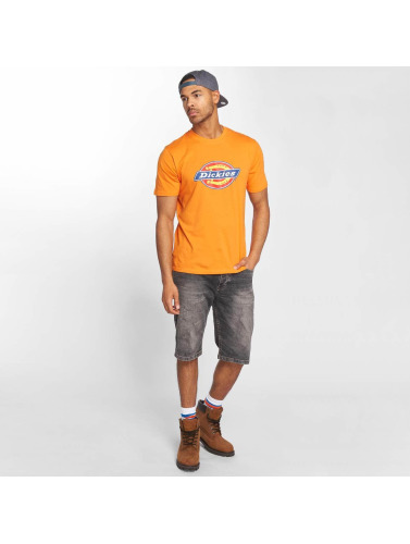 Dickies Herren T-Shirt Horseshoe in orange